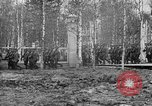 Image of American 339th Infantry Regiment Archangel Russia, 1918, second 20 stock footage video 65675053049