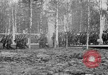 Image of American 339th Infantry Regiment Archangel Russia, 1918, second 21 stock footage video 65675053049