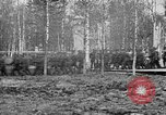 Image of American 339th Infantry Regiment Archangel Russia, 1918, second 24 stock footage video 65675053049