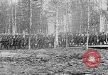 Image of American 339th Infantry Regiment Archangel Russia, 1918, second 28 stock footage video 65675053049