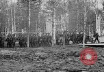 Image of American 339th Infantry Regiment Archangel Russia, 1918, second 31 stock footage video 65675053049