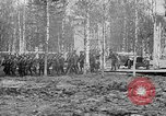 Image of American 339th Infantry Regiment Archangel Russia, 1918, second 33 stock footage video 65675053049