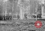 Image of American 339th Infantry Regiment Archangel Russia, 1918, second 35 stock footage video 65675053049