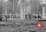Image of American 339th Infantry Regiment Archangel Russia, 1918, second 37 stock footage video 65675053049