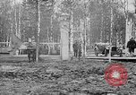 Image of American 339th Infantry Regiment Archangel Russia, 1918, second 40 stock footage video 65675053049