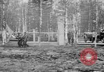 Image of American 339th Infantry Regiment Archangel Russia, 1918, second 41 stock footage video 65675053049
