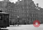 Image of Old State Building Washington DC USA, 1921, second 2 stock footage video 65675053055