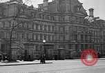 Image of Old State Building Washington DC USA, 1921, second 4 stock footage video 65675053055