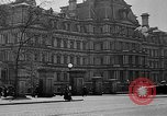 Image of Old State Building Washington DC USA, 1921, second 5 stock footage video 65675053055