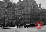 Image of Old State Building Washington DC USA, 1921, second 6 stock footage video 65675053055