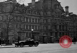 Image of Old State Building Washington DC USA, 1921, second 7 stock footage video 65675053055