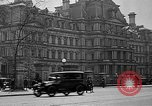 Image of Old State Building Washington DC USA, 1921, second 11 stock footage video 65675053055
