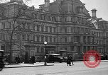Image of Old State Building Washington DC USA, 1921, second 12 stock footage video 65675053055