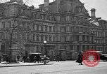 Image of Old State Building Washington DC USA, 1921, second 14 stock footage video 65675053055