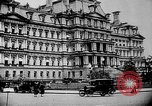 Image of Old State Building Washington DC USA, 1921, second 19 stock footage video 65675053055