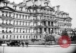 Image of Old State Building Washington DC USA, 1921, second 22 stock footage video 65675053055