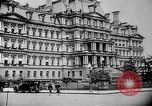 Image of Old State Building Washington DC USA, 1921, second 23 stock footage video 65675053055