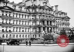 Image of Old State Building Washington DC USA, 1921, second 24 stock footage video 65675053055