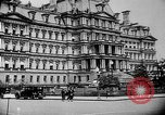 Image of Old State Building Washington DC USA, 1921, second 25 stock footage video 65675053055