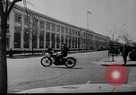 Image of Old State Building Washington DC USA, 1921, second 31 stock footage video 65675053055
