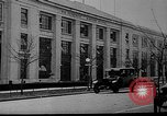 Image of Old State Building Washington DC USA, 1921, second 35 stock footage video 65675053055