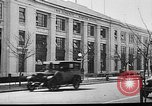 Image of Old State Building Washington DC USA, 1921, second 36 stock footage video 65675053055