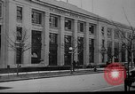 Image of Old State Building Washington DC USA, 1921, second 37 stock footage video 65675053055