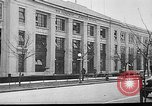 Image of Old State Building Washington DC USA, 1921, second 38 stock footage video 65675053055
