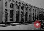 Image of Old State Building Washington DC USA, 1921, second 39 stock footage video 65675053055