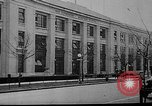 Image of Old State Building Washington DC USA, 1921, second 41 stock footage video 65675053055