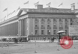 Image of Old State Building Washington DC USA, 1921, second 42 stock footage video 65675053055
