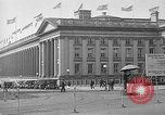Image of Old State Building Washington DC USA, 1921, second 44 stock footage video 65675053055