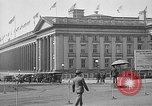 Image of Old State Building Washington DC USA, 1921, second 46 stock footage video 65675053055