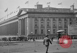 Image of Old State Building Washington DC USA, 1921, second 47 stock footage video 65675053055