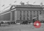 Image of Old State Building Washington DC USA, 1921, second 49 stock footage video 65675053055