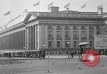 Image of Old State Building Washington DC USA, 1921, second 51 stock footage video 65675053055