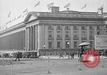 Image of Old State Building Washington DC USA, 1921, second 55 stock footage video 65675053055