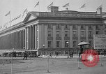 Image of Old State Building Washington DC USA, 1921, second 56 stock footage video 65675053055