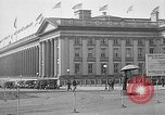 Image of Old State Building Washington DC USA, 1921, second 59 stock footage video 65675053055