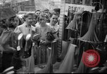 Image of women buying silk stockings during war ration United States USA, 1942, second 5 stock footage video 65675053064