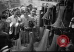 Image of women buying silk stockings during war ration United States USA, 1942, second 8 stock footage video 65675053064