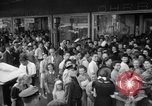 Image of women buying silk stockings during war ration United States USA, 1942, second 9 stock footage video 65675053064