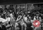 Image of women buying silk stockings during war ration United States USA, 1942, second 10 stock footage video 65675053064