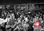 Image of women buying silk stockings during war ration United States USA, 1942, second 11 stock footage video 65675053064