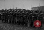 Image of Russian and French troops Eastern Front European Theater, 1916, second 8 stock footage video 65675053069