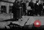 Image of construction of building Eastern Front European Theater, 1916, second 1 stock footage video 65675053070