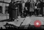 Image of construction of building Eastern Front European Theater, 1916, second 2 stock footage video 65675053070