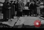 Image of construction of building Eastern Front European Theater, 1916, second 4 stock footage video 65675053070