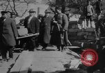 Image of construction of building Eastern Front European Theater, 1916, second 6 stock footage video 65675053070