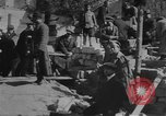 Image of construction of building Eastern Front European Theater, 1916, second 12 stock footage video 65675053070